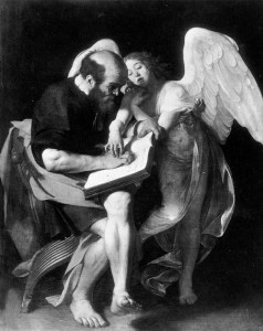 02. 1602 - Saint Matthew and the Angel