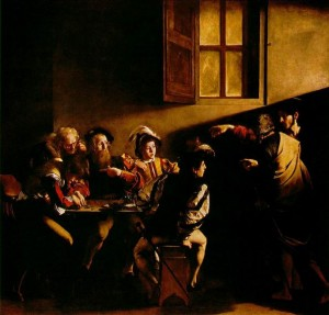 03. 1599 - Calling of Saint Matthew