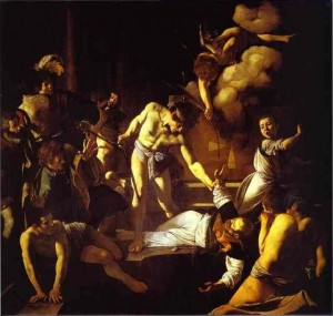04. 1599-1600 The Martyrdom of St. Matthew