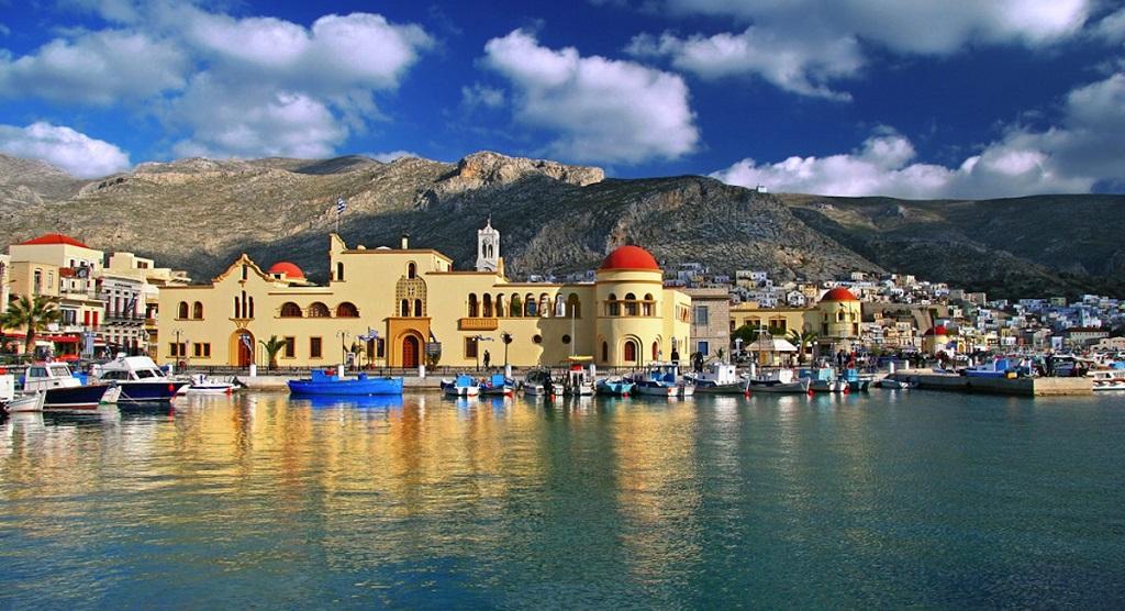 3 Ada birden,Samos, Patmos, Kalymnos  20 – 26 temmuz