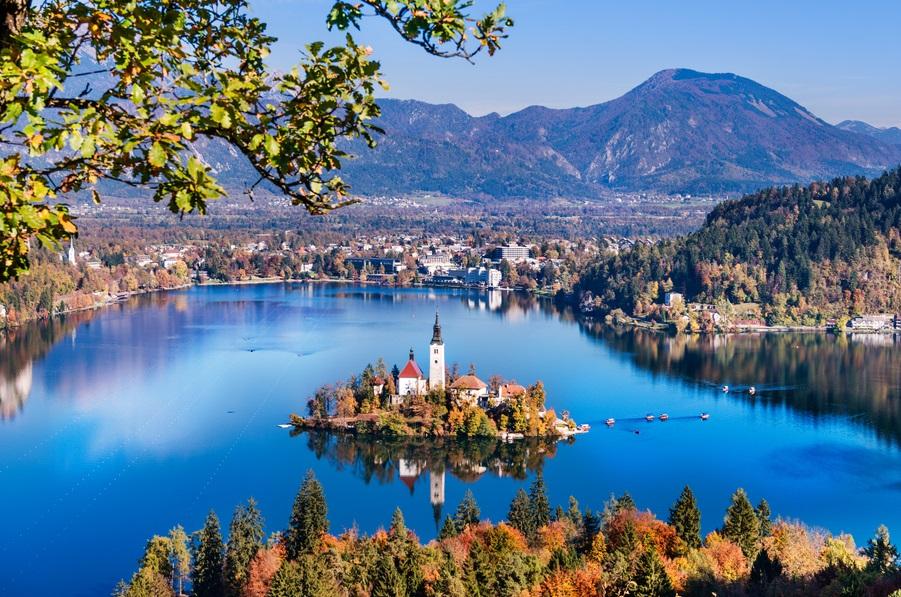 Ljubiana(Slovenya) ve Trieste(İtalya) 15 – 18 Kasım