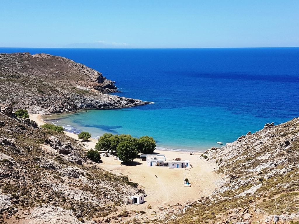 Samos – Patmos… 2 ada birden …5-9 Eylül …Yaza Veda