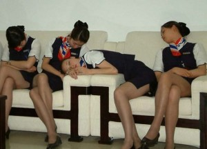 sleepy-air-hostesses