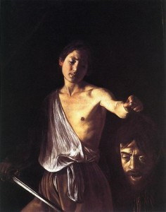 05. 1610 - David with the Head of Goliath