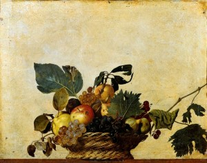 08. 1601 - Still Life with a Basket of Fruit