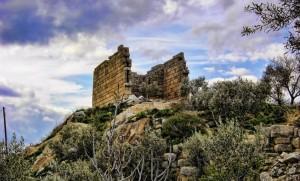 Düştüğüm tapınak : Athena Tapınağı/Bafa Gölü